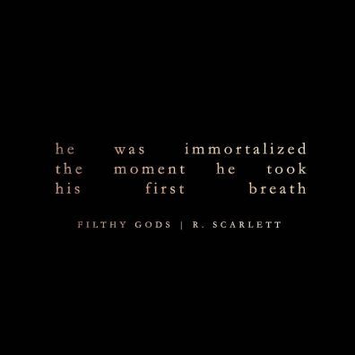 Filthy Gods Teaser Immortalized